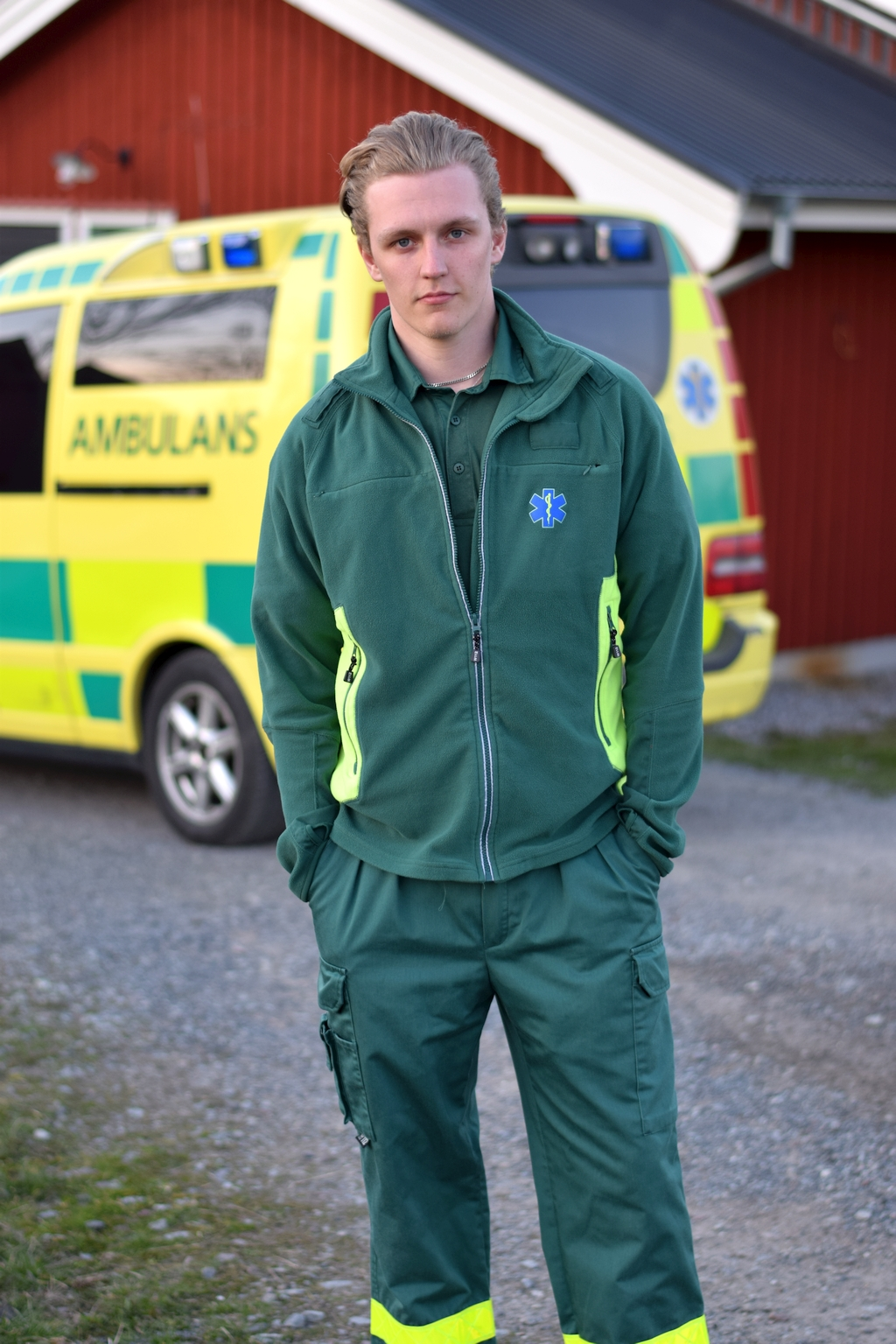 ambulans uniform